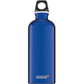 Sigg Traveller Bottle 0,6l blue